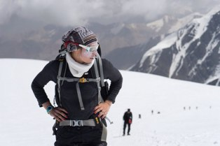 Инструктор Елена, восхождения, скалолазание, альпинизм