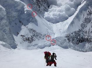 Маршрут на Эверест