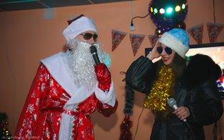 Креативный Дед Мороз и Снегурочка