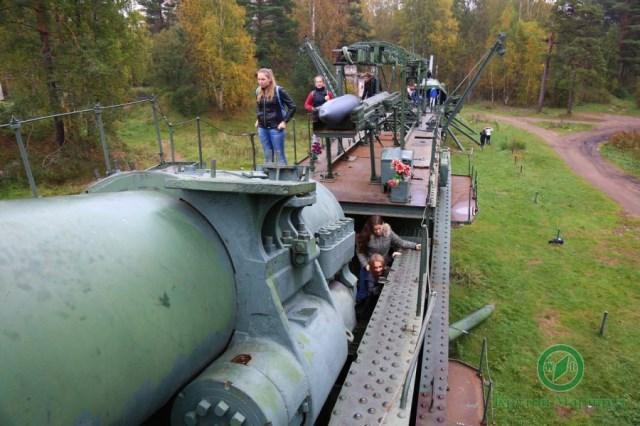 Экскурсия и квест на форте Красная Горка