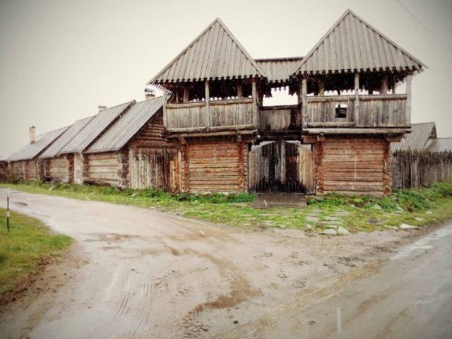Фото: музей Стрелецкий острог в Берёзово